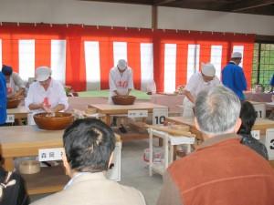 永沢寺段位認定会 (2008年11月22日)