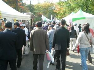 日光そばまつり (2009年10月31日)