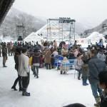 南砺利賀そば祭り (2010年2月12日〜14日)