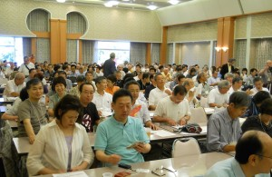 第6回日本そば大学講座神戸須磨學舎 (2010年7月19日)