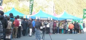 佐久間新そばまつり (2011年1月23日)