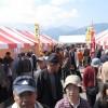 第1回いなべの里そば祭り (2011年3月12日、13日)