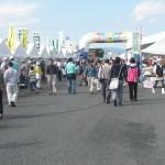がんばっぺ!福島そばまつり (2012年10月6日〜8日)