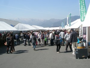 第3回いなべの里 そば祭り(2013年3月17日)