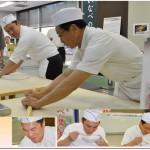 三重県知事と一対一そば打ち対談 (2012年8月10日)
