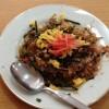 そば料理レシピ『どん米飯(ドンマイハン)』