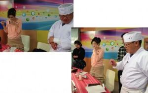 三重TV出演(2013年3月11日)