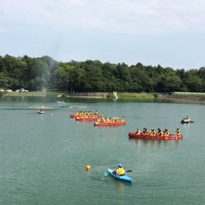 第4回いなべ市Eボート交流大会(2014年8月30日)