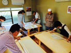 北勢線沿線クリーン活動 準備 (2014年10月19日)