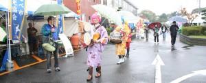 ふれあいバザー (2014年11月9日-第5回いなべの里新そば祭り)