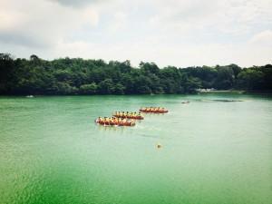 第4回いなべ市Eボート交流大会 2014年8月30日